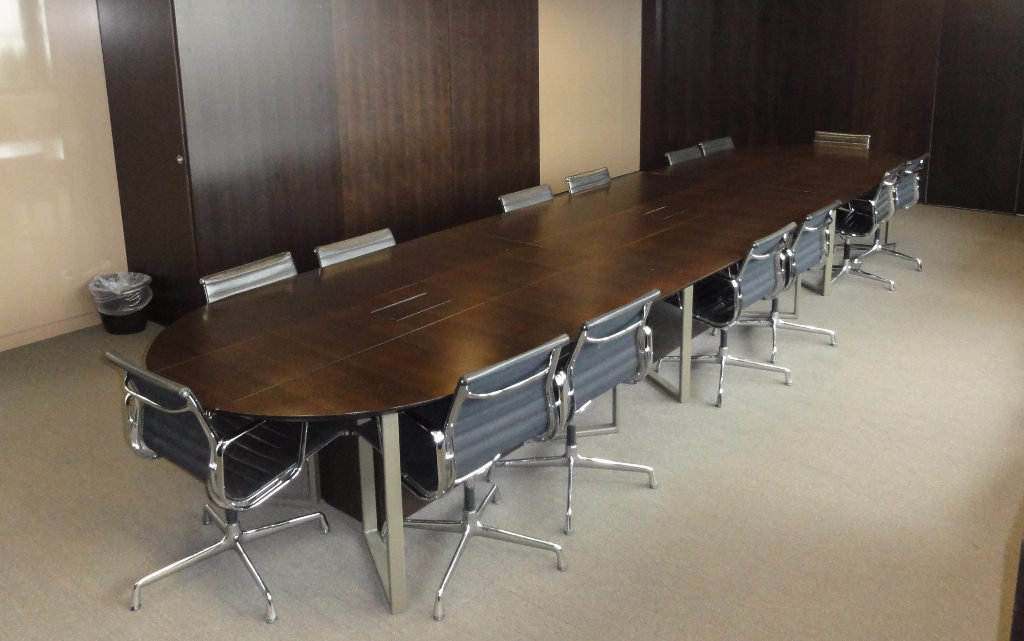 Flexible Meeting Tables Fusion Executive Furniture - Conference room table legs