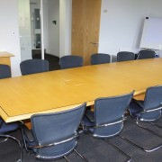 Power Sockets For A Boardroom Table