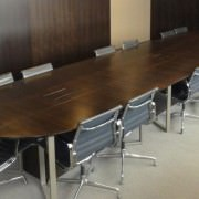 20 seat folding conference table