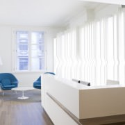 executive reception desks