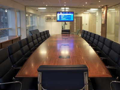Executive Boardroom Tables 1