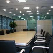 contemporary boardrooms