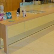 large reception desks