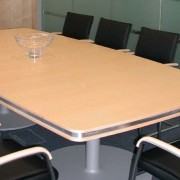 modern boardrooms