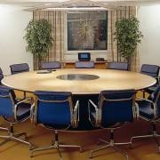 Round Boardroom Tables 4