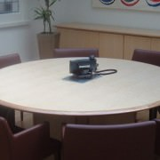 Round Boardroom Tables 8