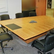 meeting table desk design