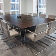 boardroom tables veneered