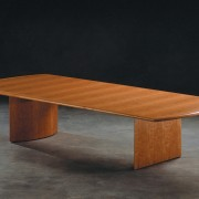 executive boardroom tables cherry veneer
