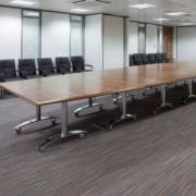 flip top board room tables
