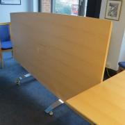 boardroom flip top tables