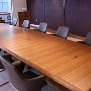 folding exec boardroom tables