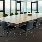 modern boardroom furniture conference table