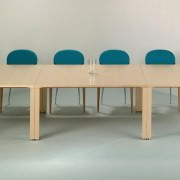 sectional modular table system
