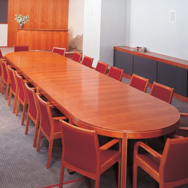Naples Modular Boardroom Tables Fusion Executive Office Furniture - Modular conference table system