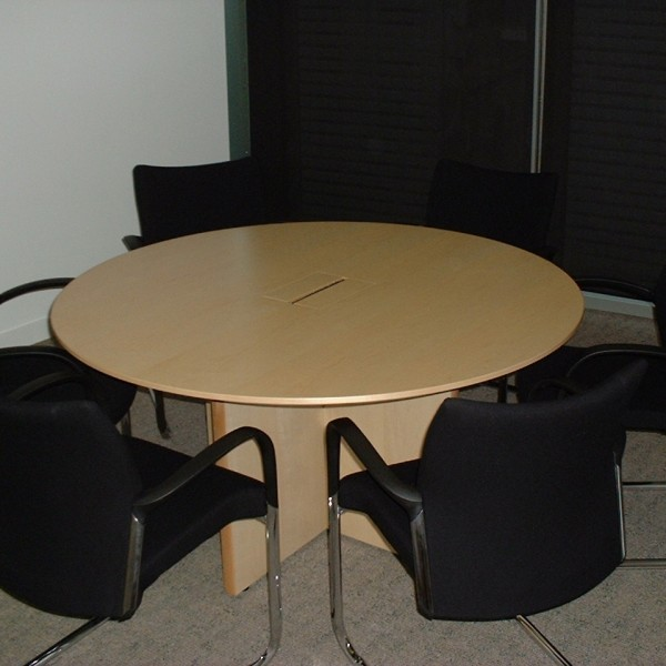 Tremendous Round Boardroom Tables Fusion Executive Office Furniture Home Interior And Landscaping Eliaenasavecom
