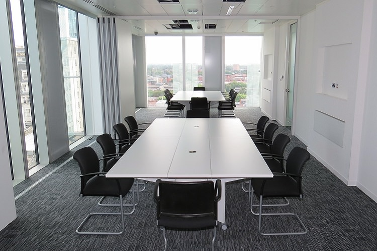 Blog Executive Conference Tables Executive Furniture Fusion - Large white conference table