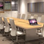 white-modern-boardroom-table
