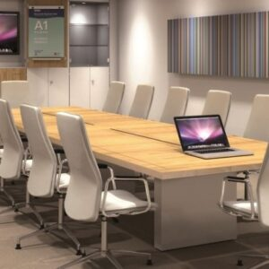 white-modern-boardroom-table