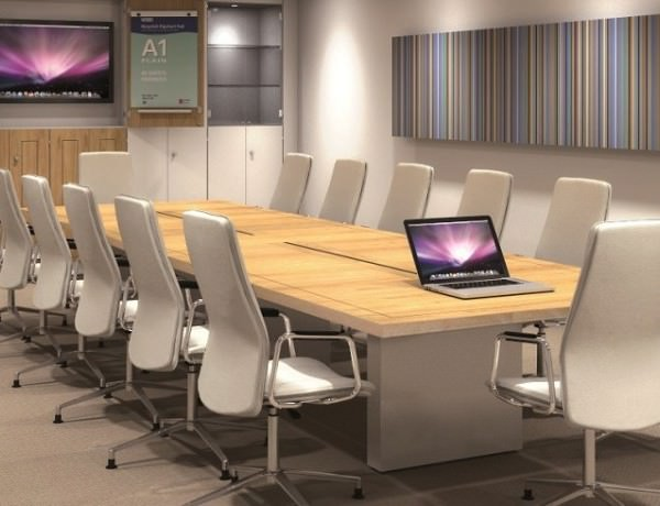 Modern Boardroom Tables Fusion Executive Office Furniture