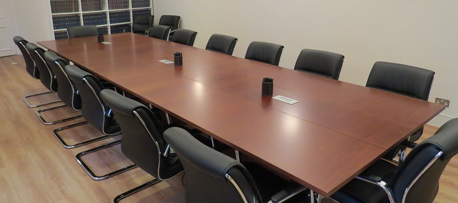 office conference table design. Stained Cherry Folding Conference Tables Office Table Design